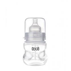 21/572 Samosterilizující láhev LOVI 150ml 0% BPA Super vent
