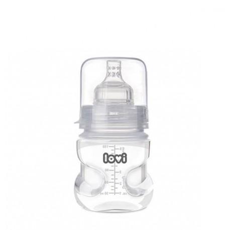 LOVI Samosterilizující láhev Super vent 150ml  Lovi 21/572