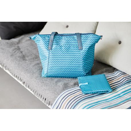 Canpol babies Přebalovací taška na kočárek pro maminky modrá Canpol 78/501