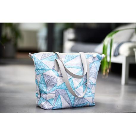 Canpol babies Přebalovací taška na kočárek pro maminky béžová Canpol 78/502