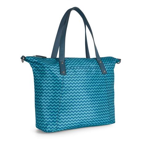 Canpol babies Přebalovací taška na kočárek pro maminky modrá