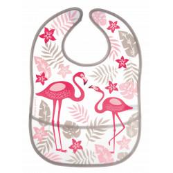 Canpol babies Bryndák s kapsou JUNGLE růžový