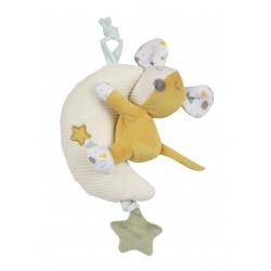 Canpol babies Hebký mazlíček s hrací skříňkou MOUSE