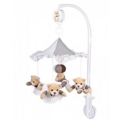 Canpol babies Plyšový kolotoč béžoví medvídci 2/374
