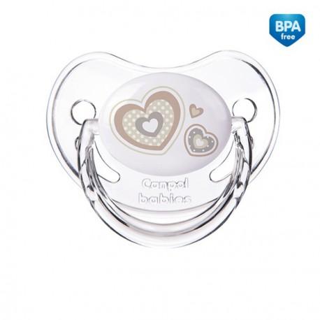 22/565 Šidítko 18m+ silikonové anatomické Newborn Baby